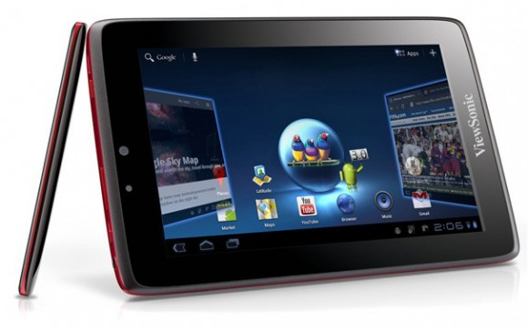 Viewsonic ViewPad 7x specs review