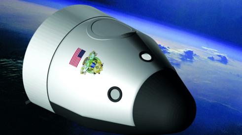 Blue Origin VTVL