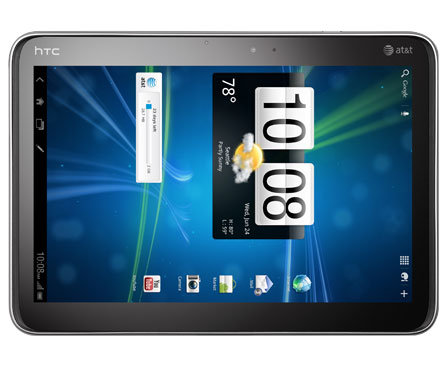 HTC Jetstream specs review