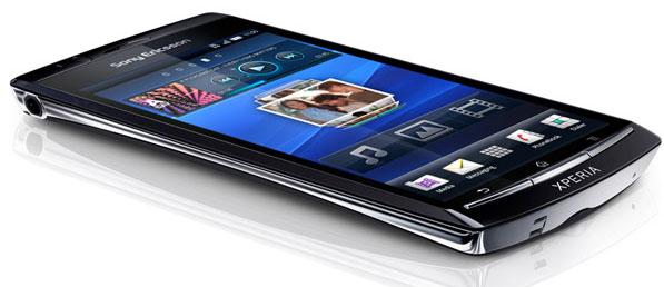 Sony-Ericsson Xperia arc S