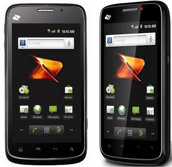 ZTE Warp Boost Mobile review