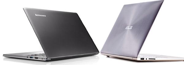 ZenBook UX31 vs Lenovo U300s