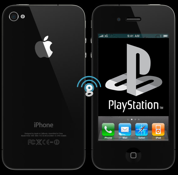 PlayStation One Emulator for iPhone 4s