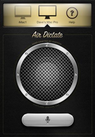 Air Dictate
