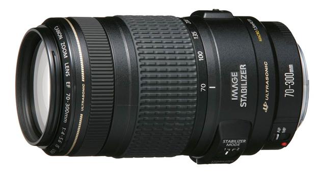 Canon 70-300mm f4.0/5.6