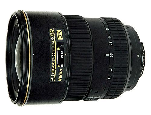 Nikkor 17-55mm f/2.8G ED-IF AF-S DX