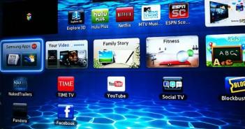 Samsung Smart TV CES 2012