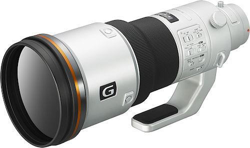500mm f4 G SSM lens