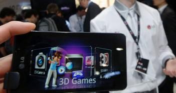 LG Optimus 3D Max MWC 2012