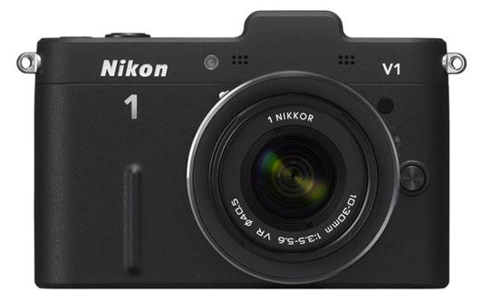 Nikon ultra-compact ILC camera