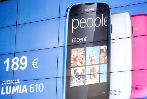 Nokia Lumia 610 MWC 2012