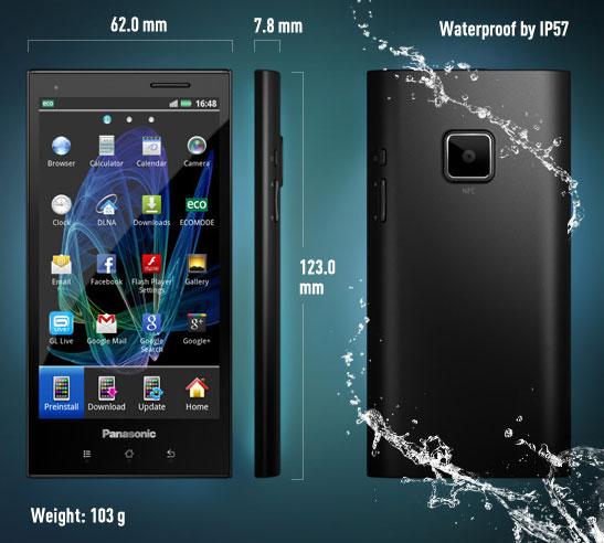 Panasonic Eluga Phone