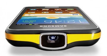 Samsung-Galaxy-Beam with projector