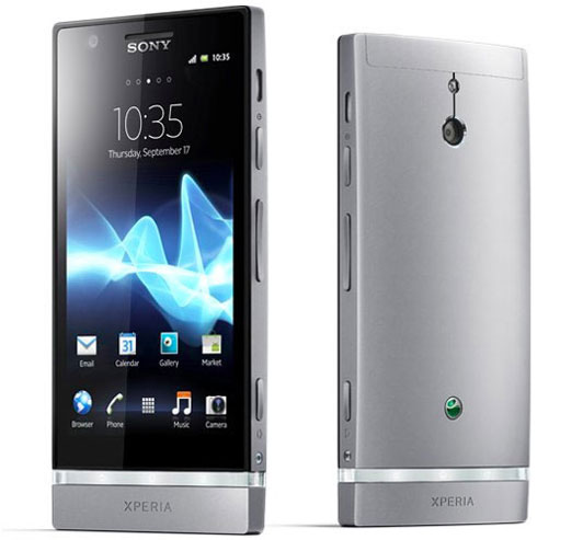 Sony-Xperia-P MWC 2012