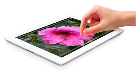 New iPad 2012