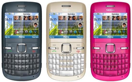 Nokia-C3