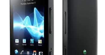 Sony dual-core phones 2012