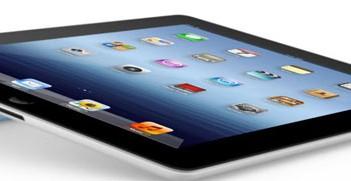 new-ipad Wifi + 4G
