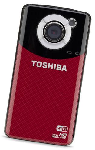 Toshiba Camileo Air10 Wifi camcorder