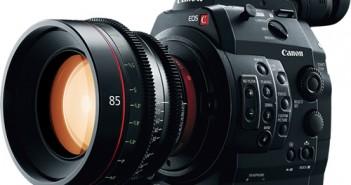 Canon C500 pro