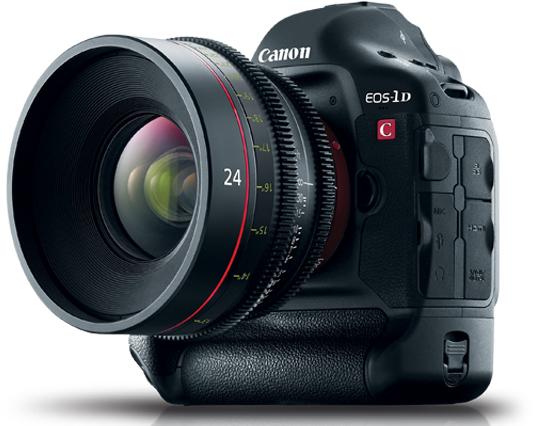 Canon EOS-1D C DSLR