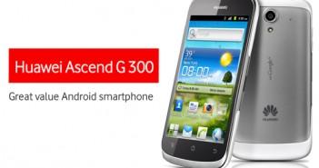 Huawei Ascend G 300