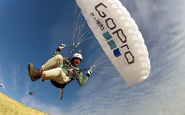 GoPro-HD-Hero-2-Parachute