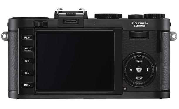 Leica X2 back