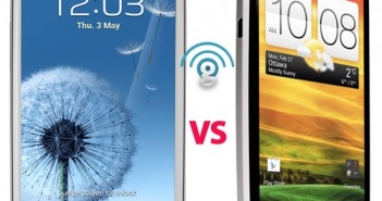 Samsung Galaxy S3 vs Tegra 3 HTC One X