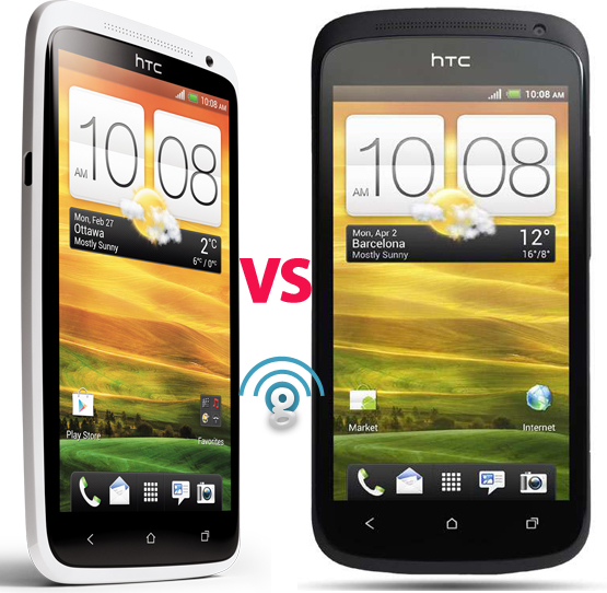 Tegra 3 HTC One X vs HTC One S