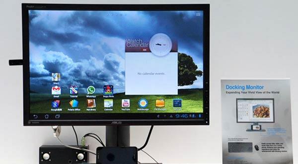 ASUS-Padfone-Docking-Monitor