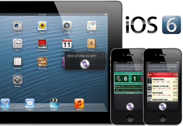 Siri iOS 6 overview