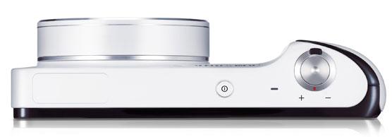 Samsung Galaxy camera top