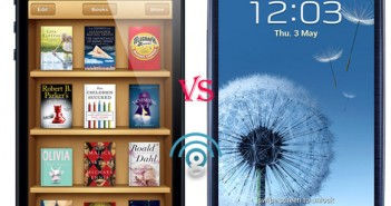Apple iPhone 5 vs Samsung Galaxy S3 specs review