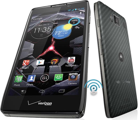Motorola RAZR HD and MAXX HD review