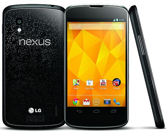 Google Nexus 4 LG