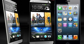 HTC One vs Apple iPhone 5 review
