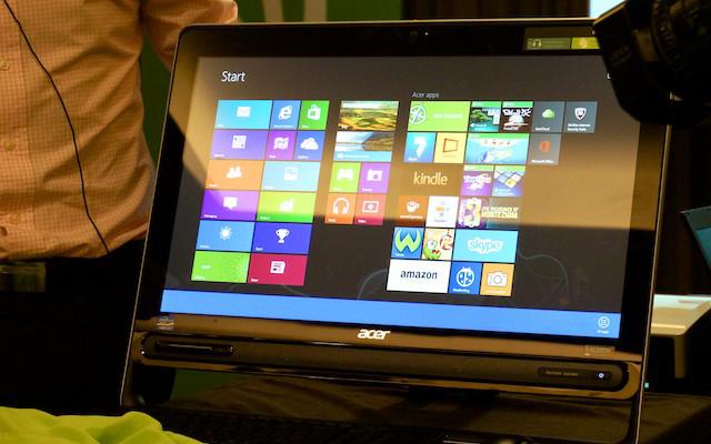 Acer Iconia W3 specs