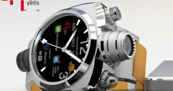Hyetis Crossbow rugged smartwatch