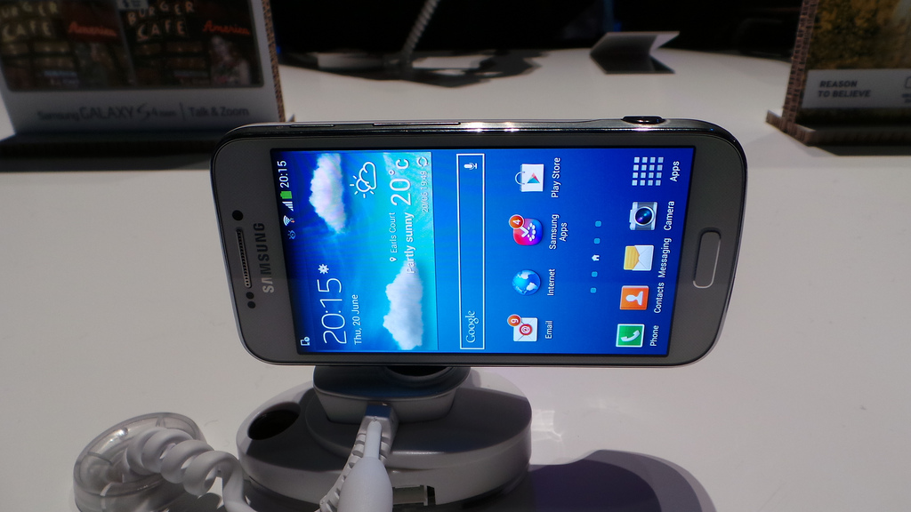 Samsung Galaxy S4 zoom specs review