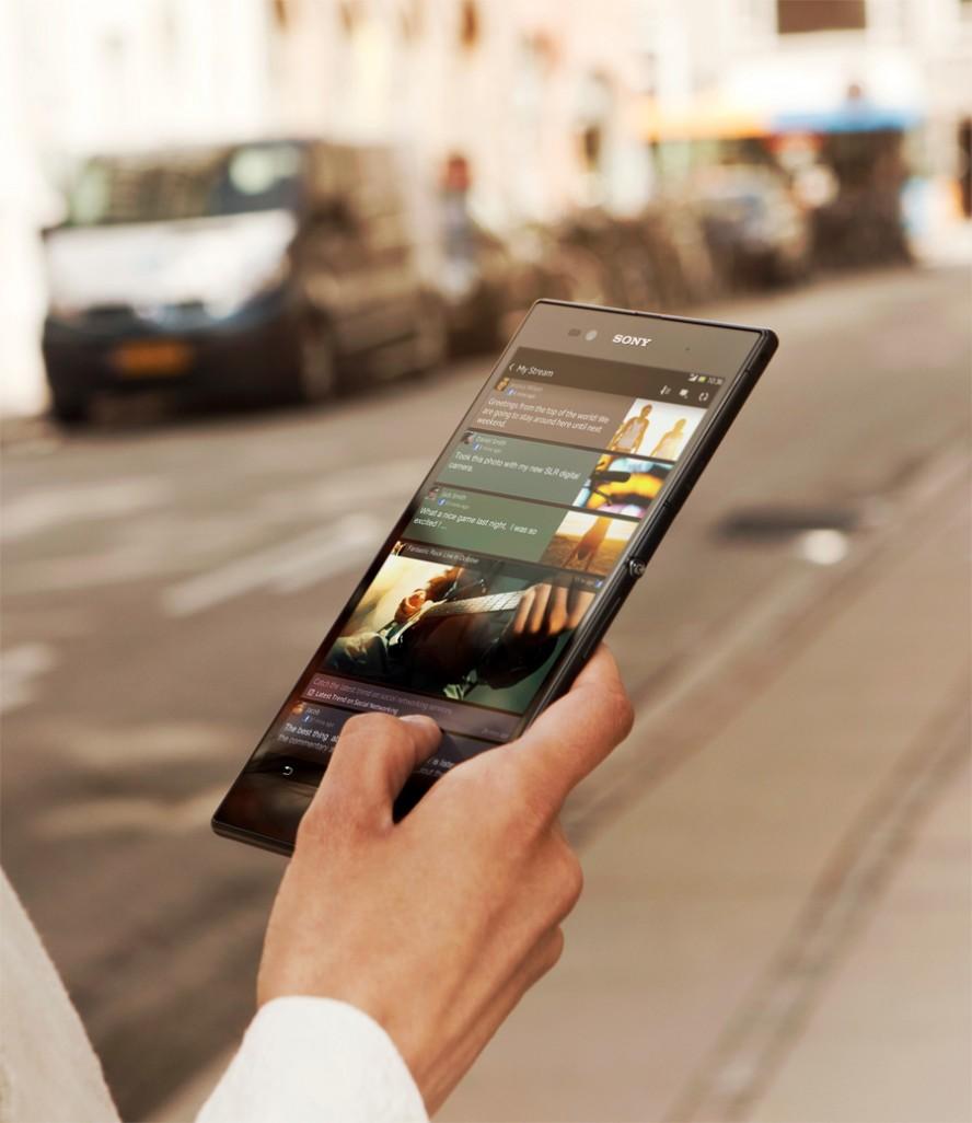Sony Xperia Z Ultra specs