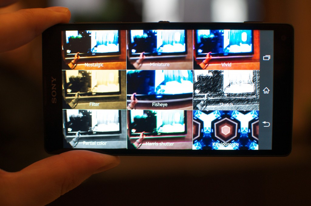 Sony Xperia ZL preview