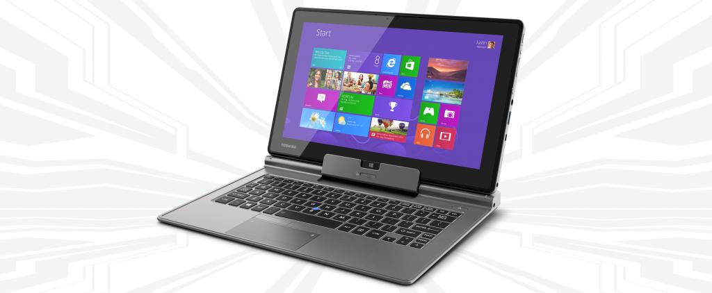 Toshiba Portege Z10t laptop
