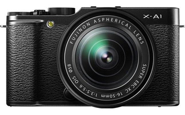Fuji X-A1 budget camera