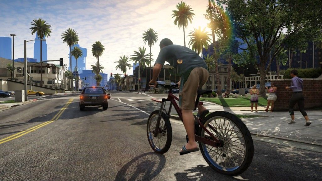 Grand Theft Auto V side missions 2