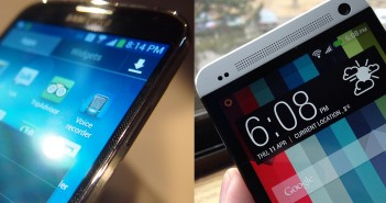 Samsung Galaxy S4 and HTC One Google Play Editions