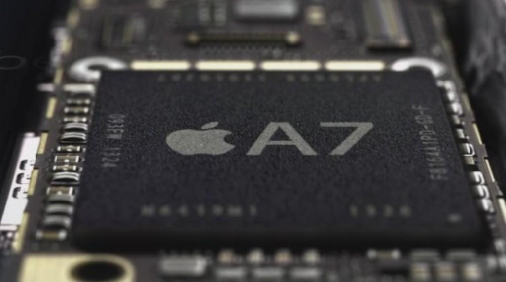 iPhone-5S A7 chip 64-bit