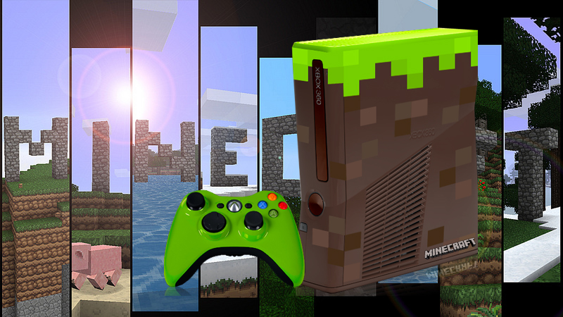 xbox 360 minecraft texture packs