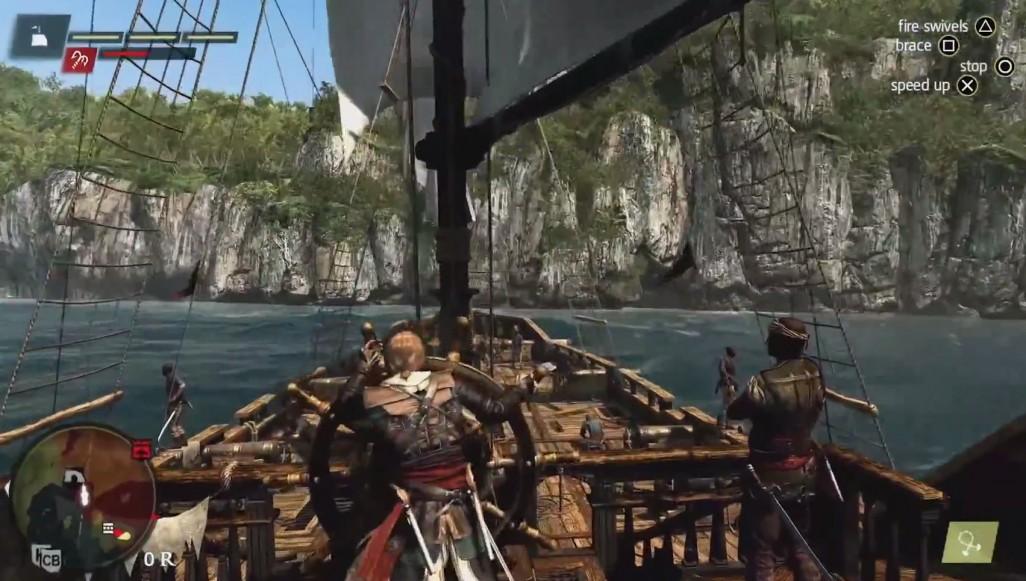Assassins Creed 4 Xbox 360