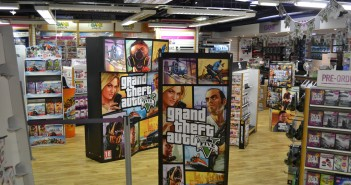 Grand Theft Auto Online PS3 update